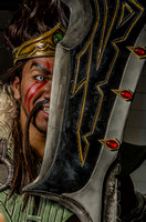 Draven, the Glorious Executioner from League of Legends