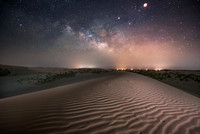 Night at the Dunes